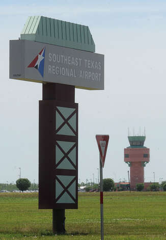 Jefferson County Commissioners voted in 2010 to changed the name of the county's airport to the Jack Brooks Regional Airport. Guiseppe Barranco/The Enterprise