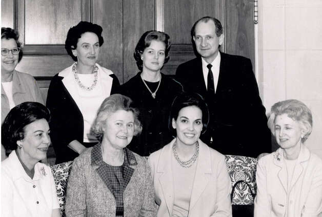 Jack Brooks during a Washington D.C. luncheon for Southeast Texans in 1966. Enterprise file photo