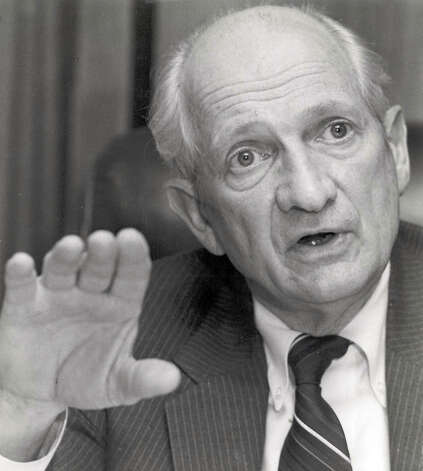 Jack Brooks in 1987. Enterprise file photo