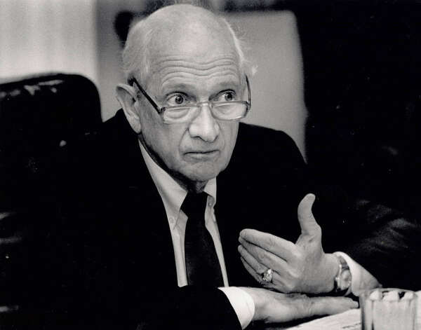 Jack Brooks in 1989. Enterprise file photo