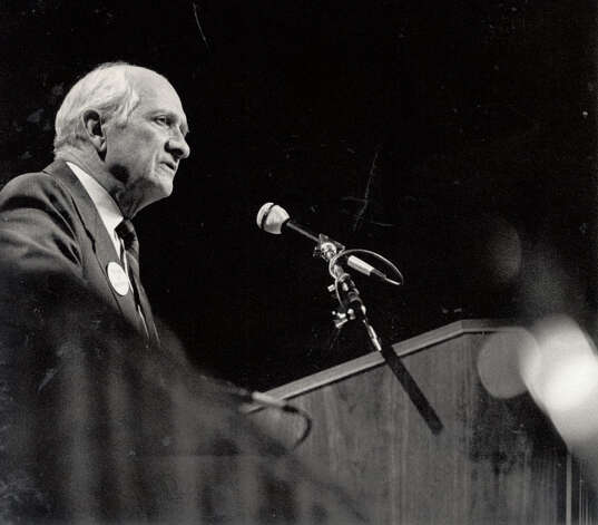 Jack Brooks during Summit II at the CIvic Center in 1988. Enterprise file photo