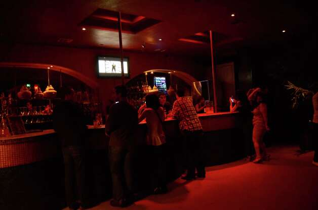 Celebs Star Bar is on the San Antonio karaoke scene, offering a stage for enthusiasts to sing along to their favorites in a classy-style bar setting but also offers a seperate bar with a DJ with drink specials all around. Robin Johnson Photo: Robin Johnson