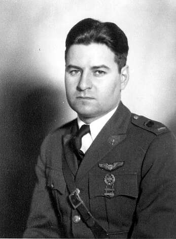 Curtis LeMay – Trained as a pilot in San Antonio, LeMay went on to head the famed Berlin Airlift during the beginning of the Cold War. Photo: File Photo / EXPRESS-NEWS FILE PHOTO