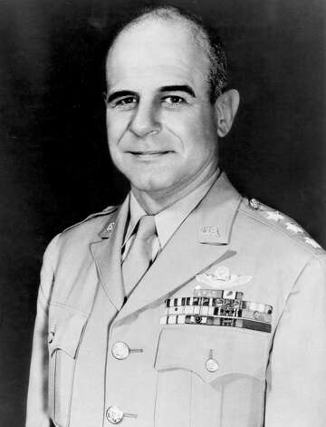 Jimmy Doolittle – Doolittle is one of many famous pilots to train in San Antonio's Brook's Army Air Field. Doolittle was responsible for the famed raid that bears his name that became the first attack on the Japanese mainland after Pearl Harbor. Photo: File Photo