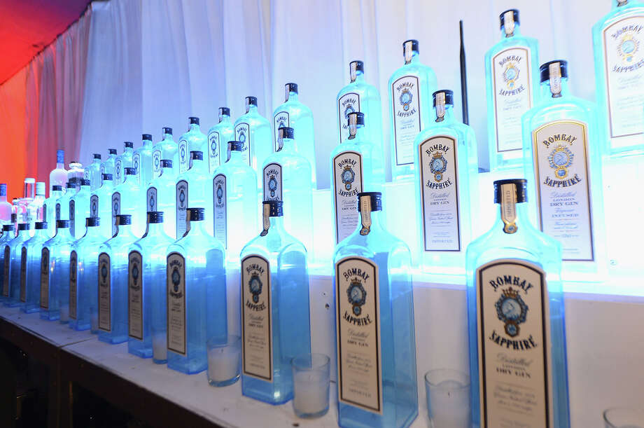 MIAMI BEACH, FL - DECEMBER 04:  A general view of Bombay Sapphire at the Art Basel Miami Kick Off Celebration hosted by Jay Jopling & Nick Jones at Soho Beach House on December 4, 2012 in Miami Beach, Florida. Photo: Dimitrios Kambouris, Getty Images For Soho House / 2012 Getty Images
