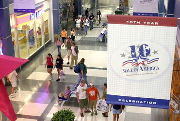 Texas ranks on list America's biggest malls - Houston Chronicle