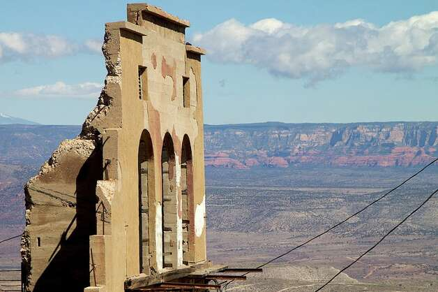"9: Verde Valley, Ariz.: ""Between Phoenix and the Grand Canyon, the Verde Valley is taking off as Arizona's go-to destination, and not just among the spa and crystal Sedona-fans of years past. The 714-acre region is beautiful, with green canyons rimmed by red rocks, and towns like Cottonwood, Jerome and Sedona that have long drawn visitors for good food, art and mining lore. But the Verde boost is all about the wine. The new Verde Valley Wine Trail links four new vineyards clustered around Cornville, near Sedona. Most fun is reaching the Alcantara Vineyards… by kayak. Less fun is being the designated kayaker."" Photo: Alan Levine/Wikimedia Commons"