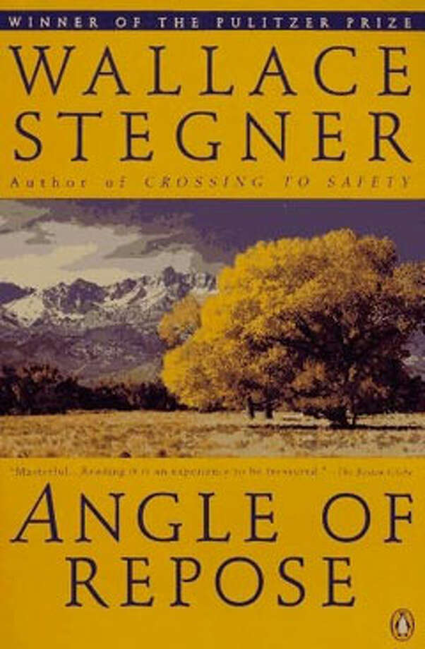Angle of Repose, by Wallace Stegner: A gorgeous and gorgeously told story of a crippled man struggling to make sense of his grandparents' lives and the coming desolation of the environment. The narrator is unreliable, prophetic, and inconveniently truthful. Photo: Contributed