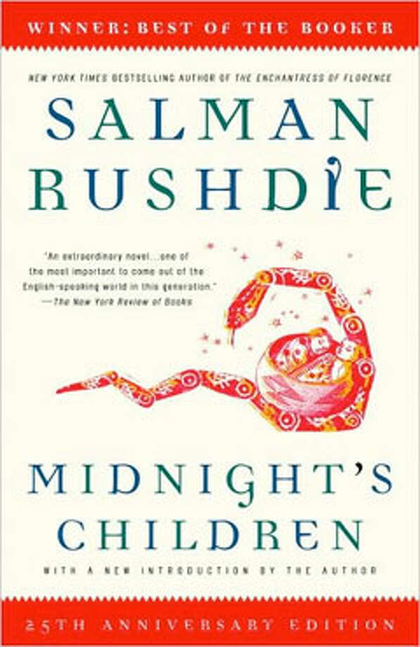 Midnight's Children, by Salman Rushdie: Because beyond the hot ex-wife and the fatwa, Rushdie is actually a great writer, and this is his best book. Photo: Contributed