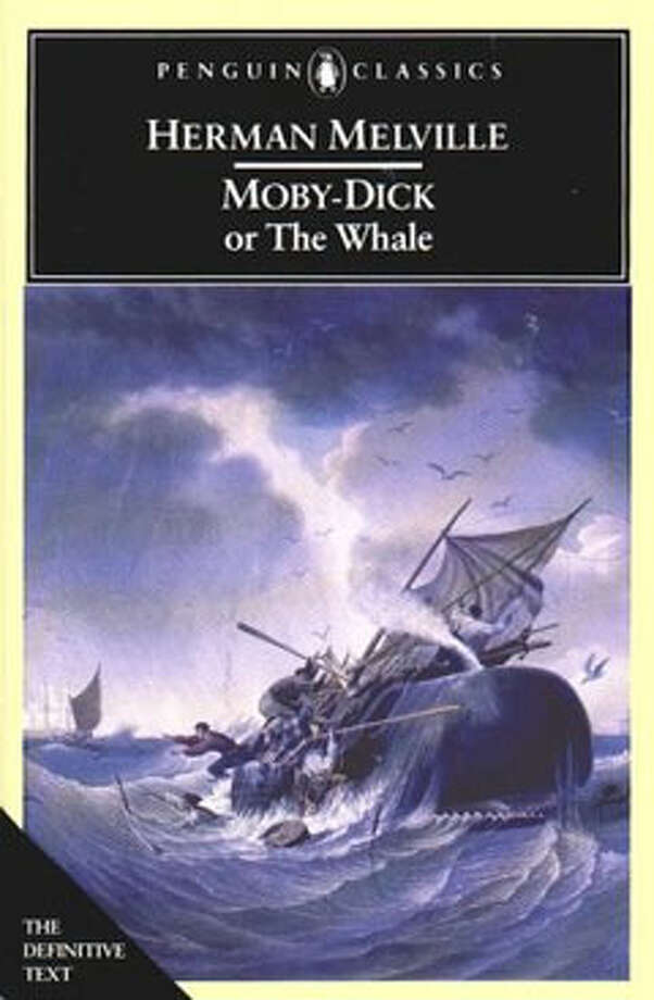 Moby Dick, by Herman Melville: The first American masterpiece. And perhaps the greatest. Photo: Contributed