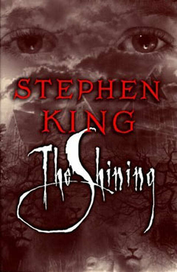 The Shining, by Stephen King: Imagine waking up to a swarm of wasps. Imagine a naked woman rotting in your hands. Imagine voices in the woodwork. Photo: Contributed