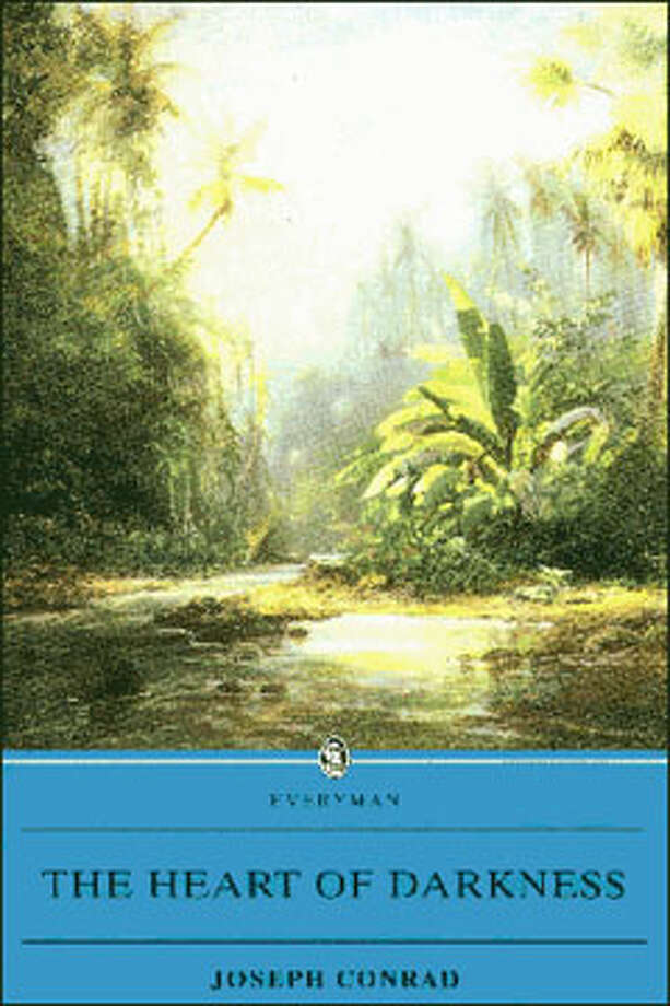 a literary analysis of the heart of darkness by joseph conrad Literary analysis, josep conrad - heart of darkness: critical responses.