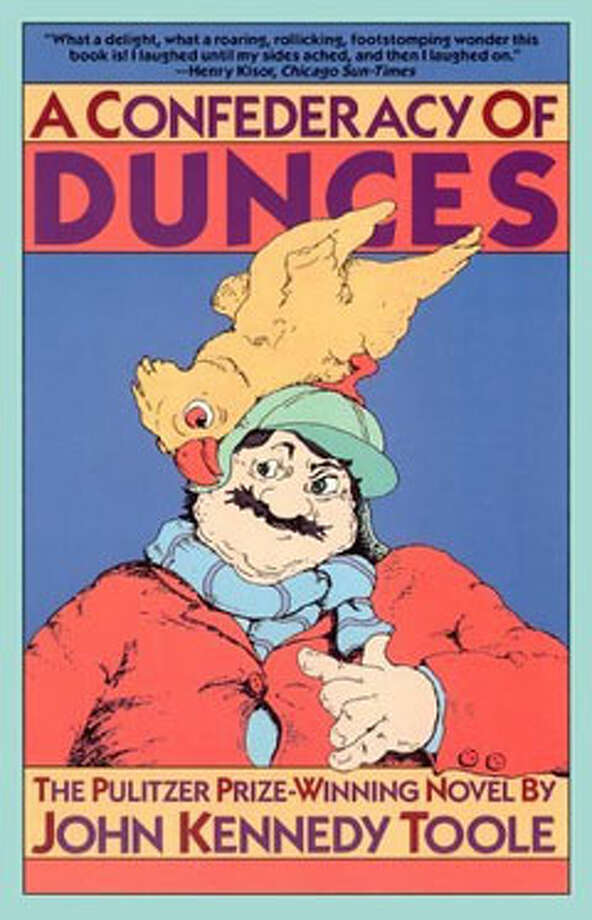 A Confederacy of Dunces, by John Kennedy Toole: The fart joke as literature. Photo: Contributed