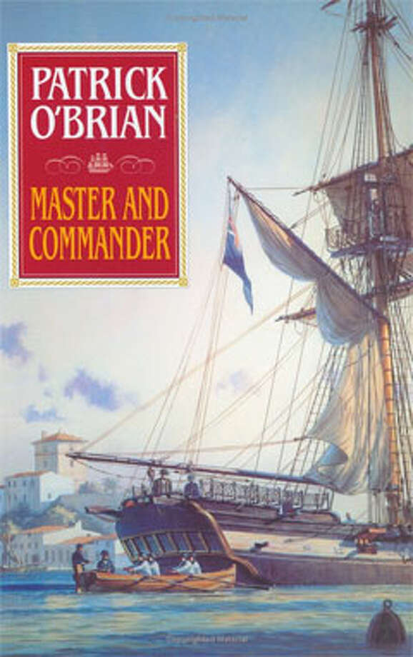 Master and Commander, by Patrick O'Brian: Seafaring, swashbuckling awesomeness. Photo: Contributed