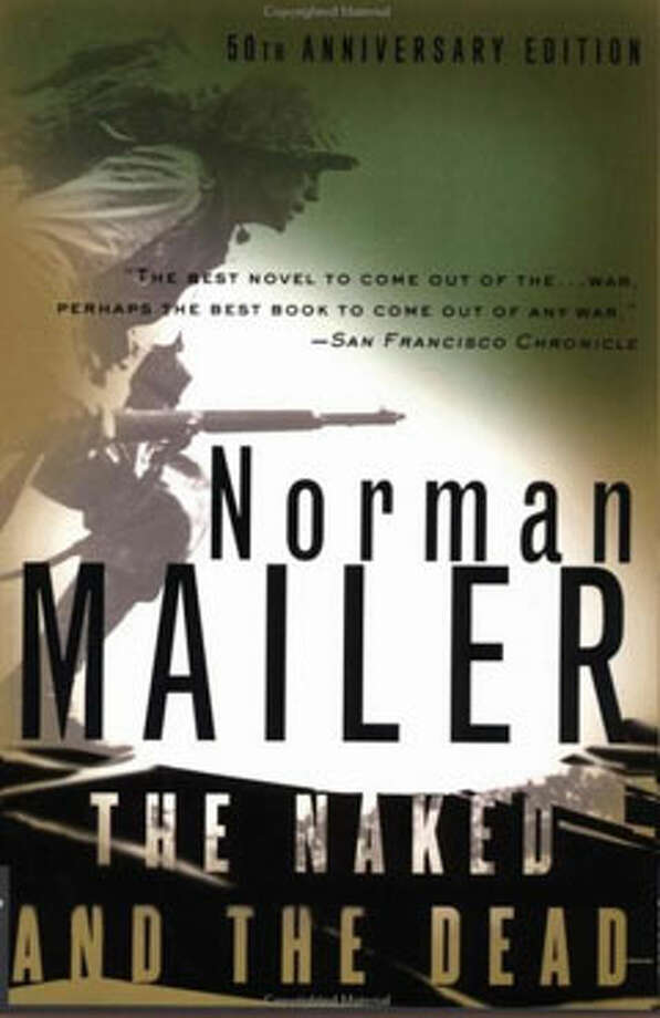 The Naked and the Dead, by Norman Mailer: His first book turned out to be his best book. The skulls of young men at war. Photo: Contributed