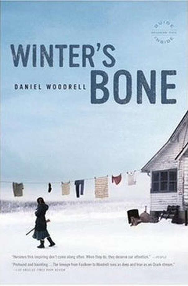 Winter's Bone, by Daniel Woodrell: The best book by a modern-day Twain, high on meth, drousy with whiskey. Photo: Contributed