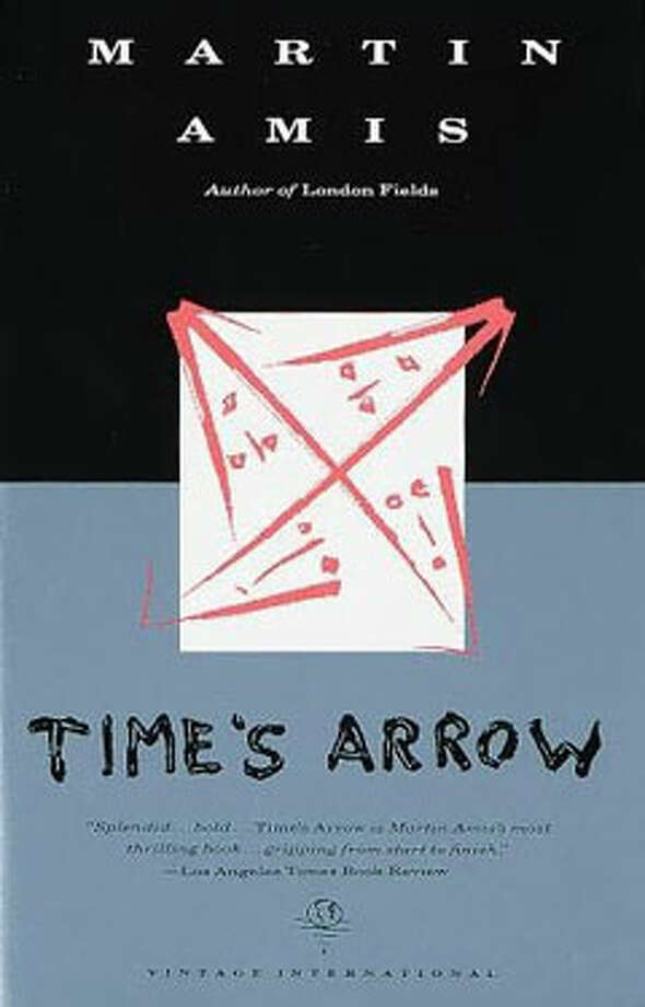 Time's Arrow, by Martin Amis: You've never seen the Holocaust from this angle and with this much ferocity. Backwards. Photo: Contributed