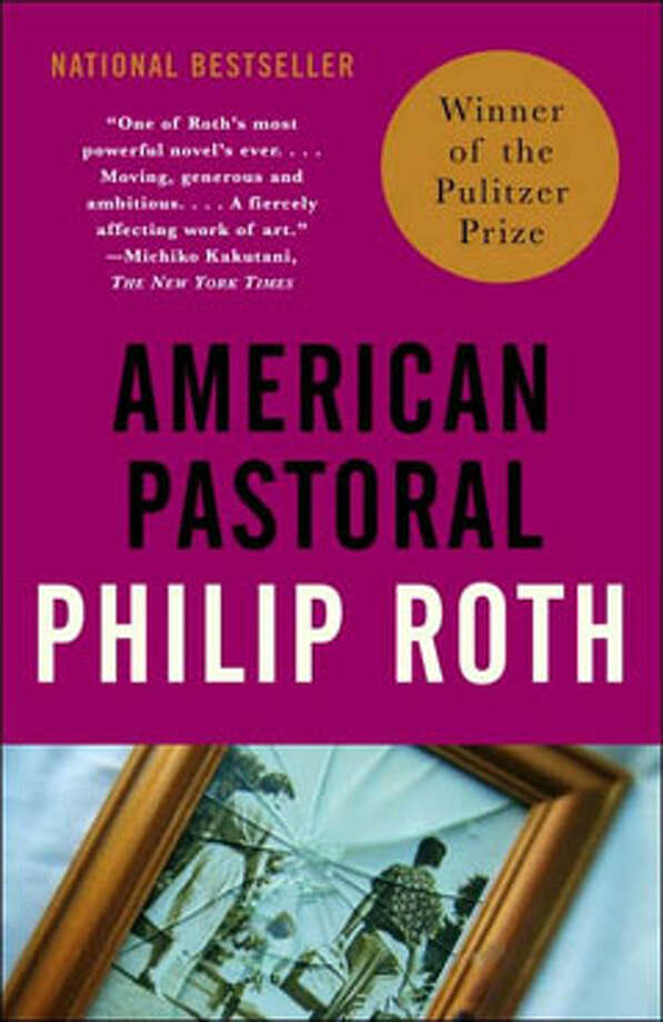 American Pastoral, by Philip Roth: One of the few not about Roth. It's about that guy you idolized in high school. And gloves. And you. Photo: Contributed