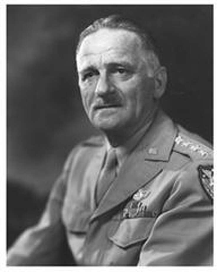 Carl Spaatz – Spaatz was a fighter pilot and squadron commander in France during World War II. He later became the first Chief of Staff o the U. S. Air Force. Spaatz is another pilot who trained in San Antonio. Photo: File Photo
