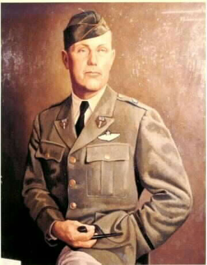 Frank Lackland – Lackland commanded Duncan and Brooks Fields in San Antonio. He came up with the idea to create a massive training base in San Antonio. That idea became Joint Base Lackland. Photo: File Photo