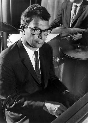 BRUBECK-18MAR1965-HO - Dave Brubeck.  possible handout photo