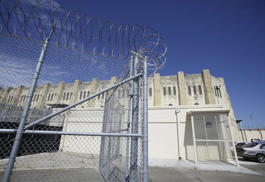 In this file photo, the new lethal injection facility at San Quentin State Prison is seen in San Quentin, Calif.  At San Quentin,  more than 740 inmates are on death row. (Max Whittaker/The New York Times) Photo: Eric Risberg, Associated Press