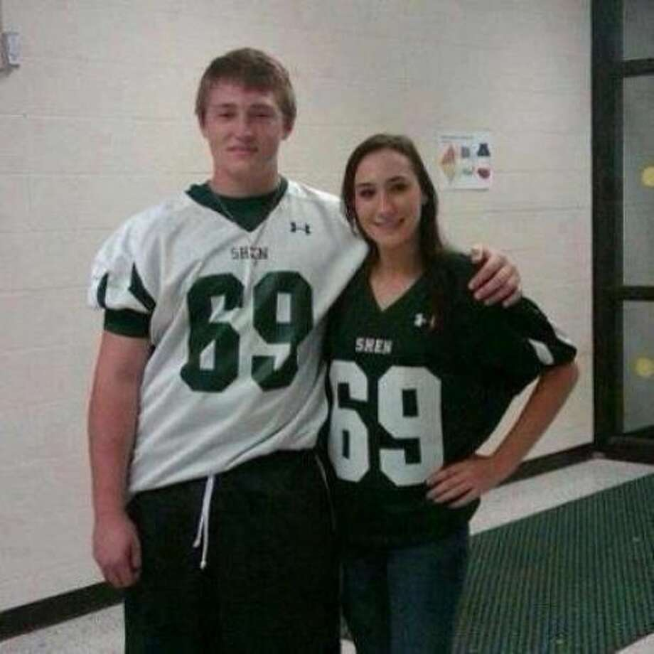 Chris Stewart and Deanna Rivers, seniors at Shenendehowa High School, were killed Saturday, Dec. 1, 2012, in a car crash on the Northway. (Facebook)