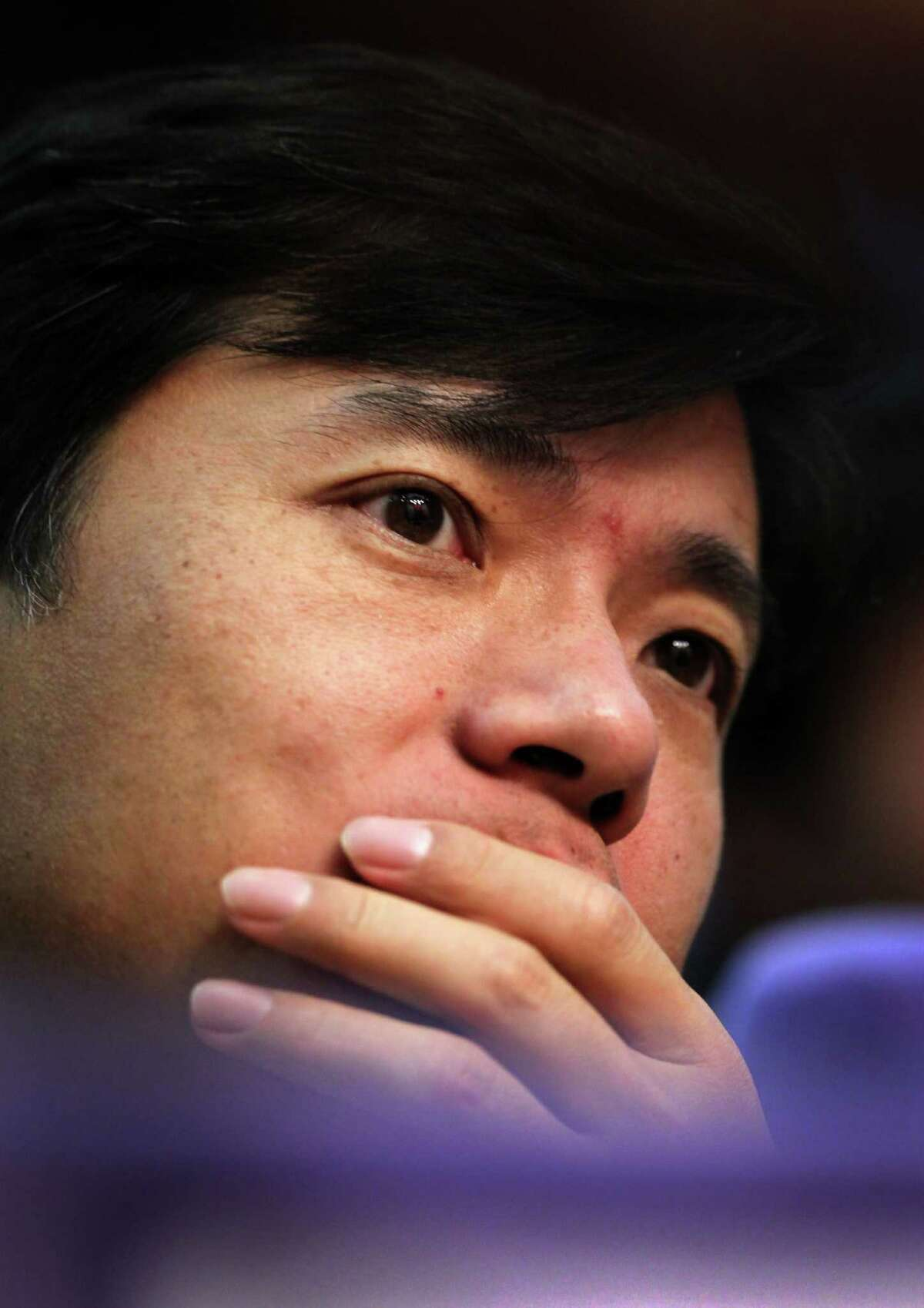 64. Robin Li , 44, Founder and CEO of Baidu (a Chinese web services company).