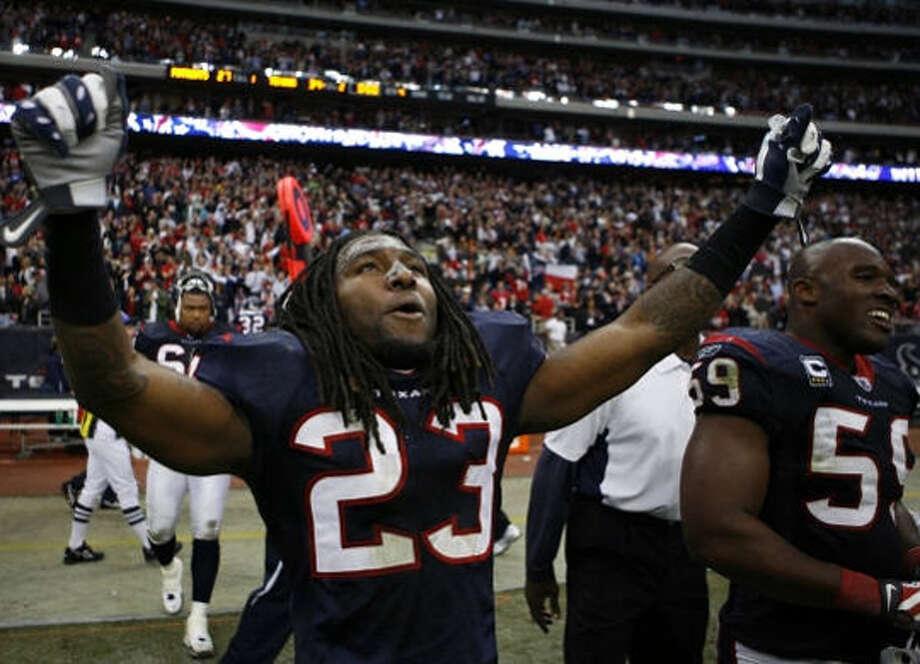 8. Ranking all Texans draft choices: John McClain ranked the Texans' draft choices in February.