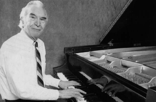 DAVE BRUBECK--jazz pianist and composer 1/16/92 --1-- (DG)
