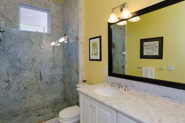 A different view of the master bathroom. Photo: Reflex Imaging