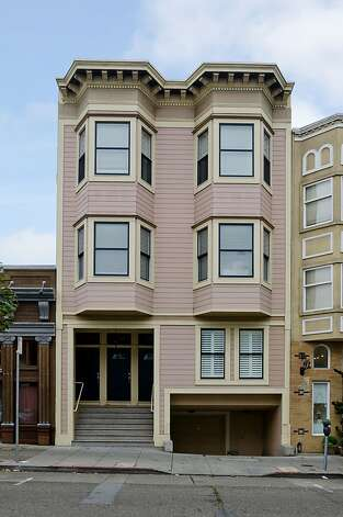 This home at 3579 Sacramento Street in San Francisco is available for $1.495 million. Photo: Reflex Imaging