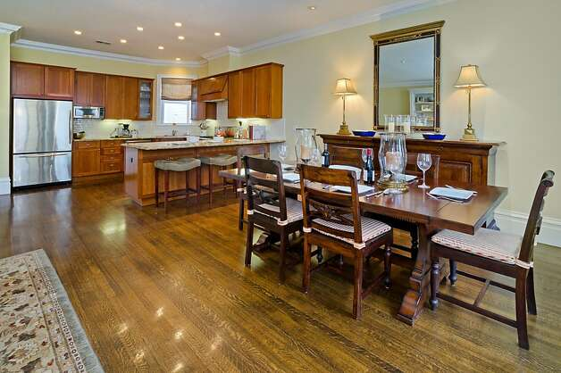 The kitchen was a focus of a recent renovation. Photo: Reflex Imaging