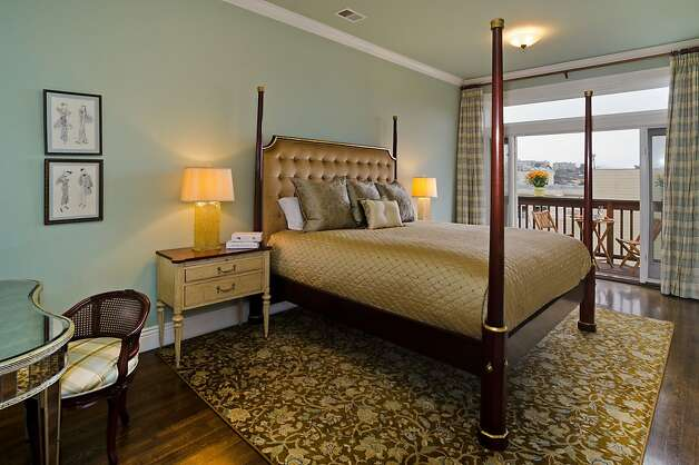 The master bedroom. Photo: Reflex Imaging