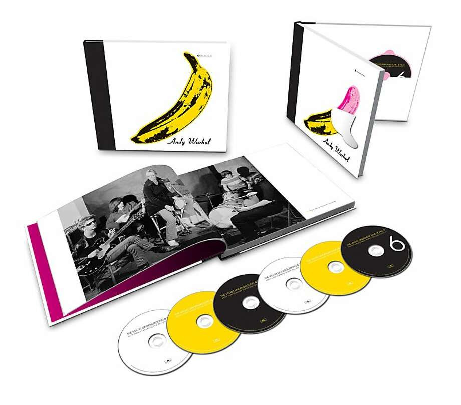 The Velvet Underground and Nico, 'The Velvet Underground and Nico: 45th Anniversary Super Deluxe Edition' Photo: Polydor