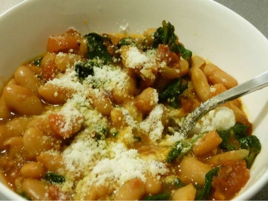 Tuscan Vegetable Soup/cookingchanneltv.com