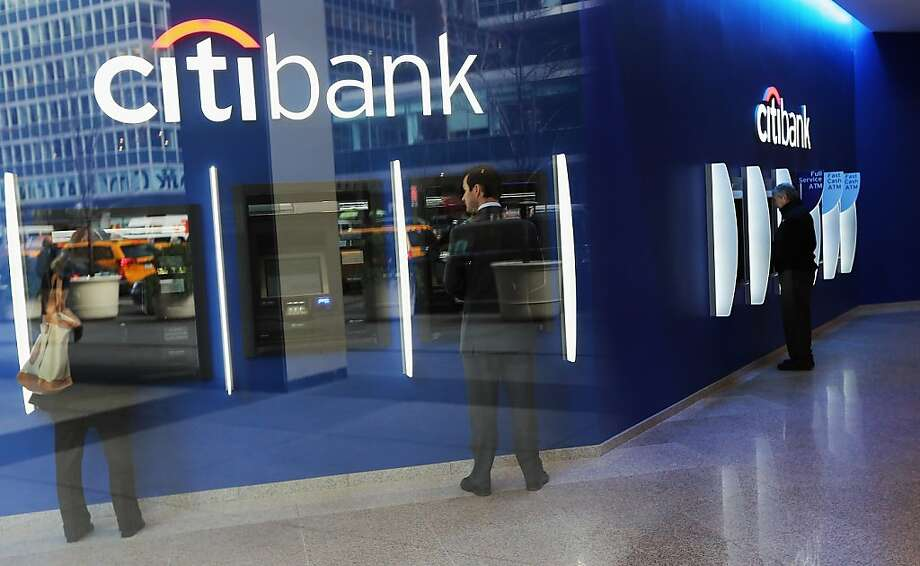 On Tuesday, the Federal Deposit Insurance Corp. resold the new bonds given to it by Citibank, closing off the lender's ties to the government's bailout aid. Photo: Mario Tama, Getty Images