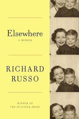 Elsewhere, by Richard Russo Photo: Knopf