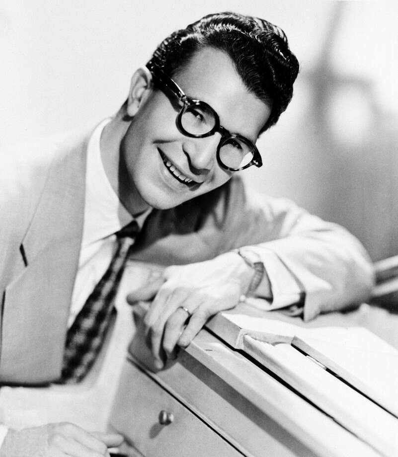 FILE - This 1956 file photo shows Dave Brubeck, American composer, pianist and jazz musician. (Associated Press)
