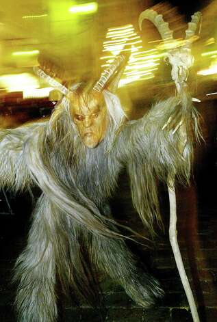 Austria: Krampus, St. Nicholas helper