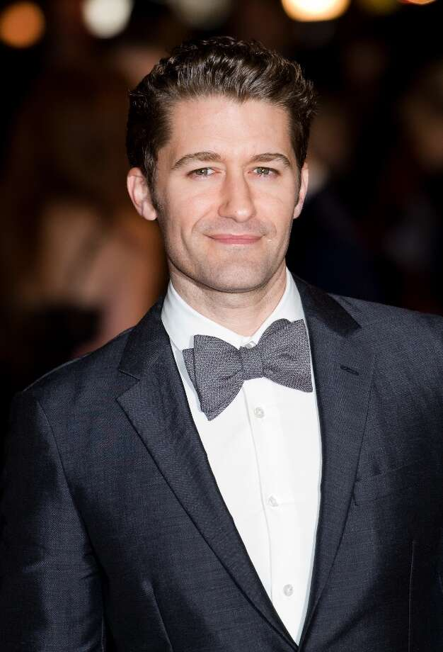 US actor Matthew Morrison poses for photographers on the red carpet ahead of the world premiere of Les Miserables in central London on December 5, 2012. AFP PHOTO/Leon Neal/Getty Images Photo: LEON NEAL, AFP/Getty Images / AFP