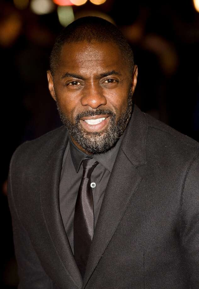 British actor Idris Elba poses for photographers on the red carpet ahead of the world premiere of Les Miserables in central London on December 5, 2012. AFP PHOTO/Leon Neal/Getty Images Photo: LEON NEAL, AFP/Getty Images / AFP