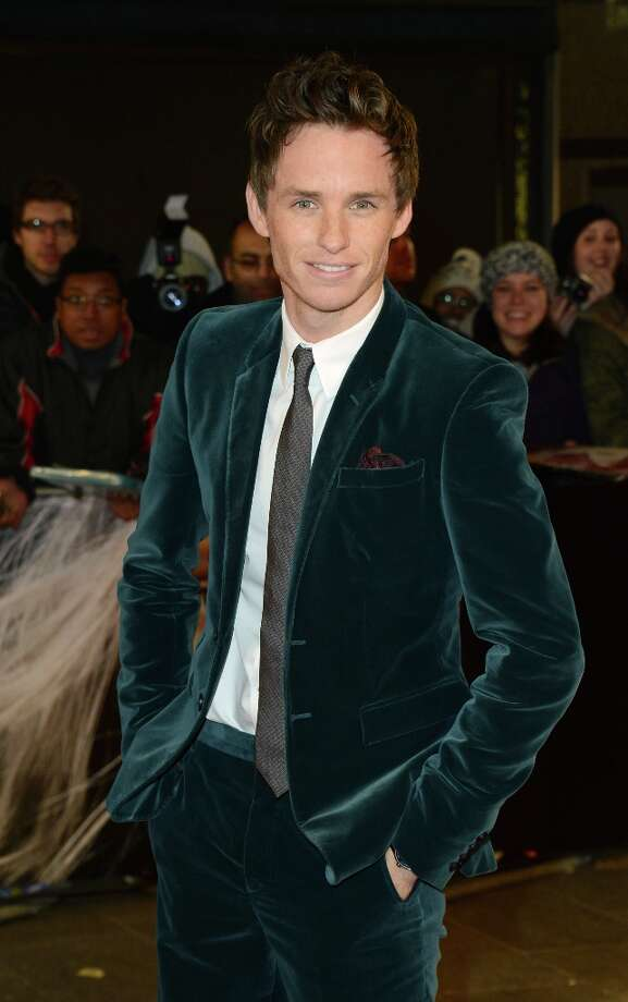 Eddie Redmayne poses for photographers as he arrives for the premiere of Les Miserables at a cinema in central London, Wednesday, Dec. 5, 2012. (Photo by Jon Furniss/Invision/AP) Photo: Jon Furniss, Associated Press / Invision