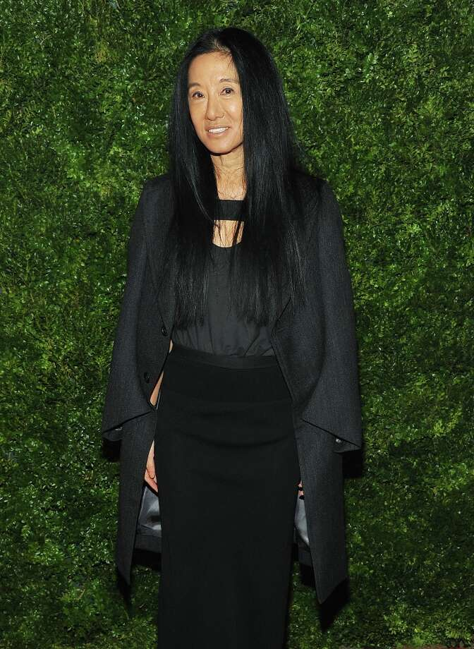 Vera Wang attends HBO's In Vogue: The Editor's Eye screening at Metropolitan Museum of Art on December 4, 2012 in New York City.  (Photo by Theo Wargo/Getty Images for HBO) Photo: Theo Wargo, Getty Images For HBO / 2012 Getty Images