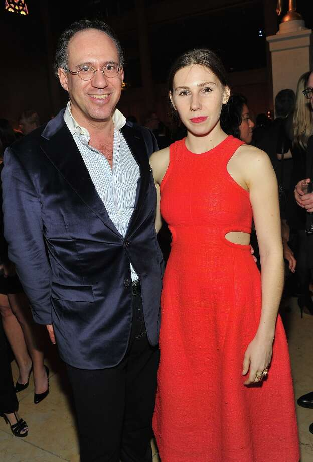 Andrew Saffir and Zosia Mamet attend HBO's In Vogue: The Editor's Eye screening at Metropolitan Museum of Art on December 4, 2012 in New York City.  (Photo by Theo Wargo/Getty Images for HBO) Photo: Theo Wargo, Getty Images For HBO / 2012 Getty Images