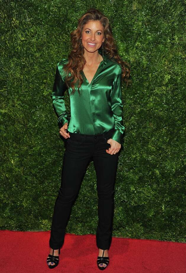 Dylan Lauren attends HBO's In Vogue: The Editor's Eye screening at Metropolitan Museum of Art on December 4, 2012 in New York City.  (Photo by Theo Wargo/Getty Images for HBO) Photo: Theo Wargo, Getty Images For HBO / 2012 Getty Images