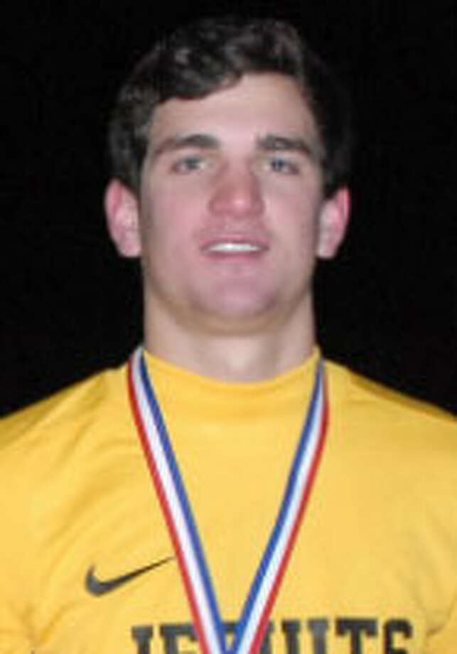 Will Steiner, Fairfield Prep, boys soccer High school all star, fall 2012. Photo: Contributed Photo