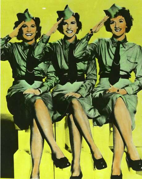 "The Andrews Sisters made ""Winter Wonderland"" a holiday staple. Photo: Andrews Sisters"