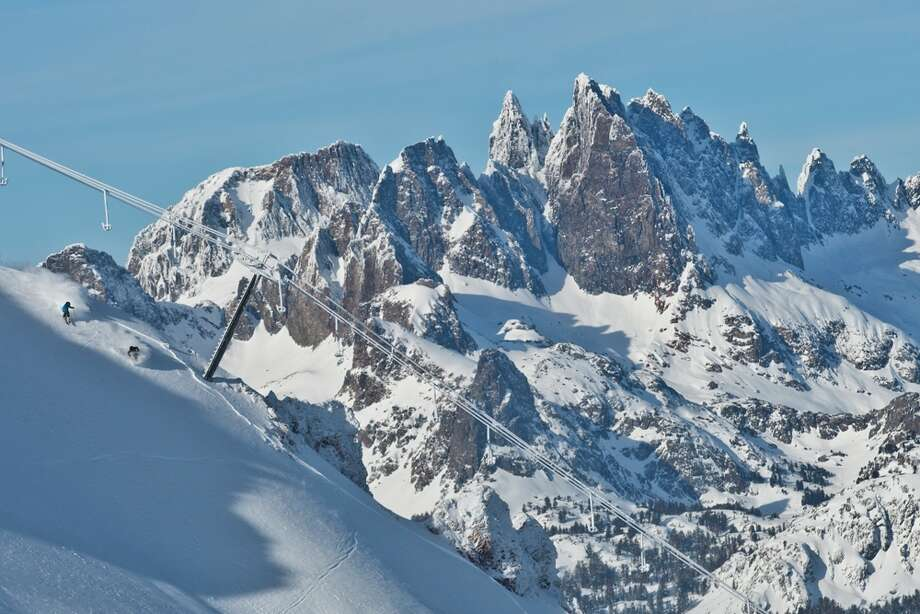 Here's how it looks at Mammoth, which is opening from top to bottom this Friday, Dec. 7, 2012. (Courtesy: Mammoth)