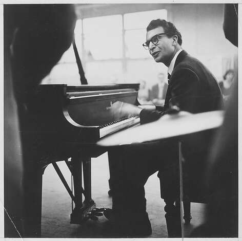 Dave Brubeck was on the cover of Time while still a San Francisco house musician. Photo: Chronicle Archives